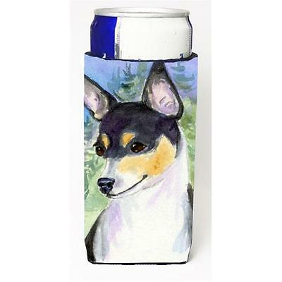 Carolines Treasures SS8927MUK Rat Terrier Michelob Ultra s for slim cans