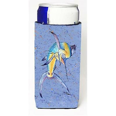 Carolines Treasures 8350MUK Fish Marlin Michelob Ultra s For Slim Cans 12 oz.