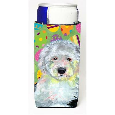 Old English Sheepdog Easter Eggtravaganza Michelob Ultra s For Slim Cans 12 oz.