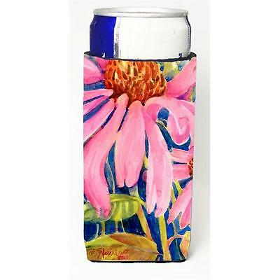 Carolines Treasures Flower Coneflower Michelob Ultra s For Slim Cans 12 oz.