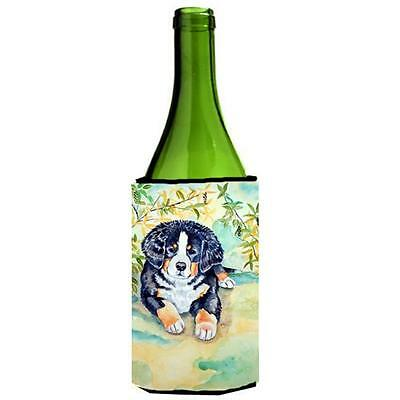 Carolines Treasures Bernese Mountain Dog Puppy Wine Bottle Hugger 24 oz.