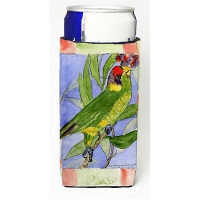 Carolines Treasures Bird Lorikeet Michelob Ultra s For Slim Cans 12 oz.