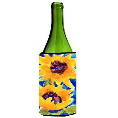 Carolines Treasures 6012LITERK Flower Sunflower Wine Bottle Hugger