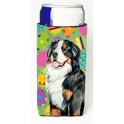 Bernese Mountain Dog Easter Eggtravaganza Michelob Ultra s For Slim Cans 12 oz.