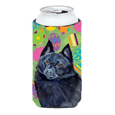 Carolines Treasures Schipperke Easter Eggtravaganza Tall Boy Hugger 22 To 24 oz.