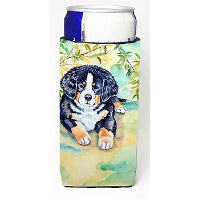 Bernese Mountain Dog Puppy Michelob Ultra s For Slim Cans 12 oz.