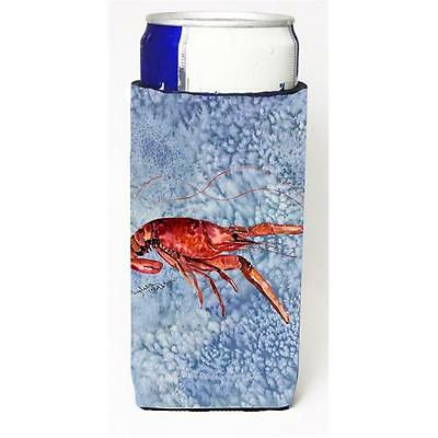 Carolines Treasures Crawfish Cool Water Michelob Ultra s For Slim Cans 12 oz.