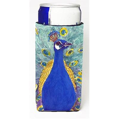 Bird Peacock Michelob Ultra bottle sleeves For Slim Cans 12 oz.
