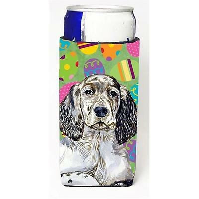 English Setter Easter Eggtravaganza Michelob Ultra s For Slim Cans 12 oz.