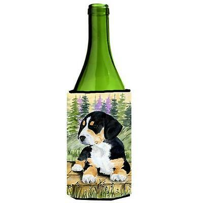 Carolines Treasures Entlebucher Mountain Dog Wine bottle sleeve Hugger 24 oz.