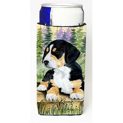 Entlebucher Mountain Dog Michelob Ultra bottle sleeves For Slim Cans 12 oz.