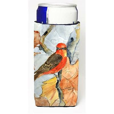 Bird Verimillion Flycatcher Michelob Ultra s For Slim Cans 12 oz.