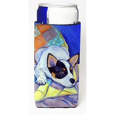 Australian Cattle Dog Sew Perfect Michelob Ultra bottle sleeve for Slim Can