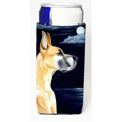 Fawn Great Dane Moonlight Stroll Michelob Ultra bottle sleeves for slim cans ...