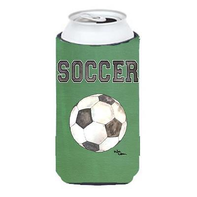 Carolines Treasures 8484TBC Soccer Tall Boy bottle sleeve Hugger