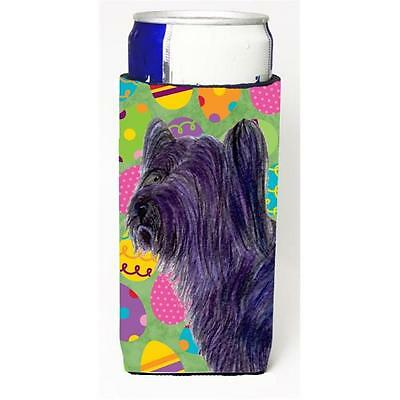 Skye Terrier Easter Eggtravaganza Michelob Ultra bottle sleeves For Slim Cans...