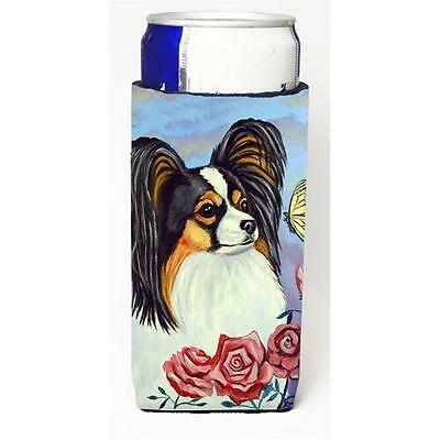 Papillon Yellow Butterfly Michelob Ultra bottle sleeve for Slim Can