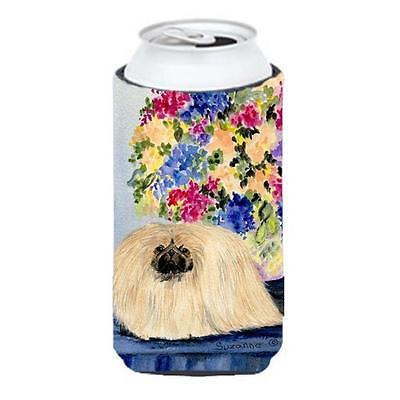 Carolines Treasures Pekingese Tall Boy bottle sleeve Hugger 22 To 24 oz.