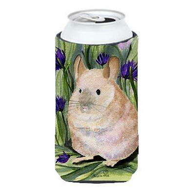 Carolines Treasures SS8206TBC Chinchilla Tall Boy bottle sleeve Hugger