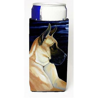 Fawn Great Dane in the Moonlight Michelob Ultra bottle sleeves for slim cans ... • AUD 47.47