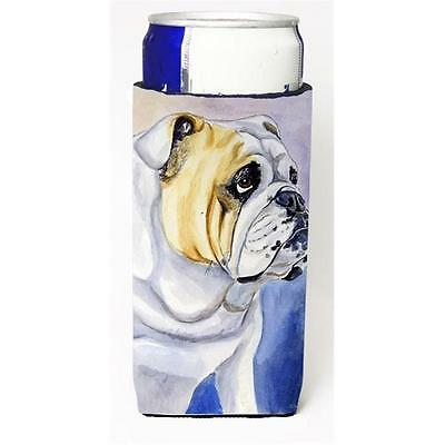 Carolines Treasures English Bulldog Michelob Ultra bottle sleeve for Slim Can