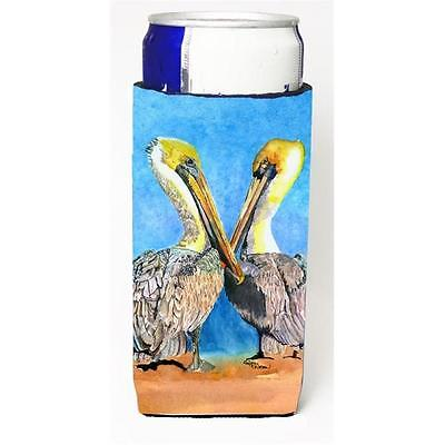 Carolines Treasures 8539MUK Pelican Michelob Ultra bottle sleeve for Slim Can