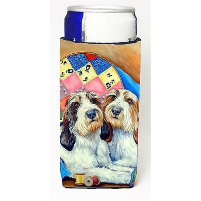Petit Basset Griffon Vendeen Michelob Ultra bottle sleeves For Slim Cans 12 oz.