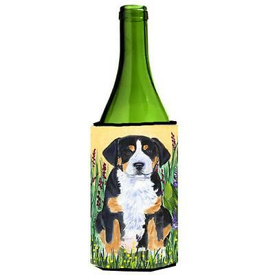 Carolines Treasures Greater Swiss Mountain Dog Wine bottle sleeve Hugger