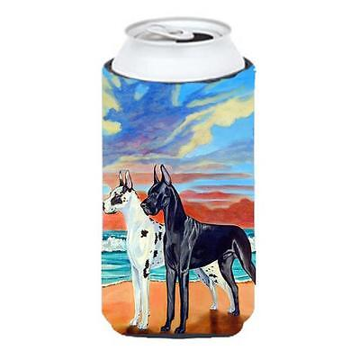 Carolines Treasures 7051TBC At Sunset Great Dane Tall Boy bottle sleeve Hugger