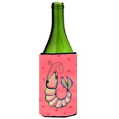 Carolines Treasures LD6121LITERK Shrimp Wine bottle sleeve Hugger