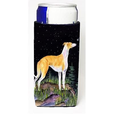 Starry Night Whippet Michelob Ultra bottle sleeves For Slim Cans 12 oz.