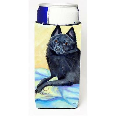 Schipperke Sweet Dreams Michelob Ultra bottle sleeves For Slim Cans 12 oz.