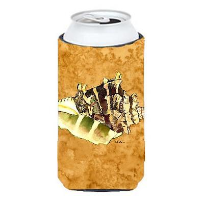 Carolines Treasures 8658TBC Shell Tall Boy bottle sleeve Hugger 22 To 24 oz.