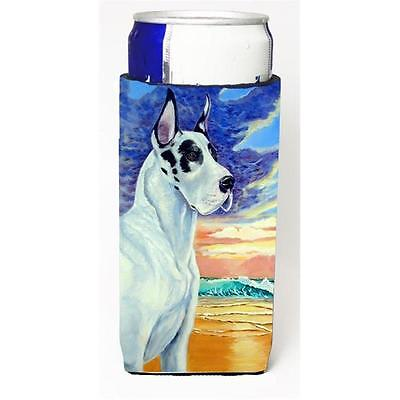 Harelquin Great Dane Michelob Ultra bottle sleeves For Slim Cans 12 oz.