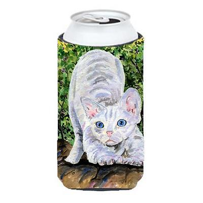 Carolines Treasures Cat Devon Rex Tall Boy bottle sleeve Hugger 22 To 24 oz.