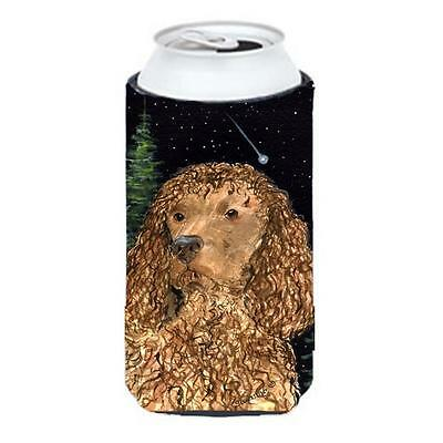 American Water Spaniel Tall Boy bottle sleeve Hugger 22 To 24 oz.