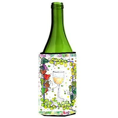 Carolines Treasures 8617LITERK White Wine Wine bottle sleeve Hugger 24 oz.