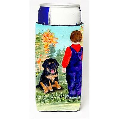 Tibetan Mastiff Michelob Ultra bottle sleeves For Slim Cans 12 oz.