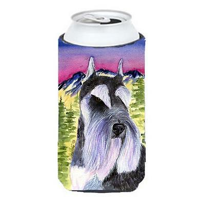 Carolines Treasures Schnauzer Tall Boy bottle sleeve Hugger 22 To 24 oz.