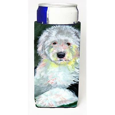Old English Sheepdog Michelob Ultra bottle sleeves For Slim Cans