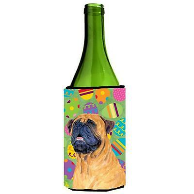 Mastiff Easter Eggtravaganza Wine bottle sleeve Hugger 24 oz.