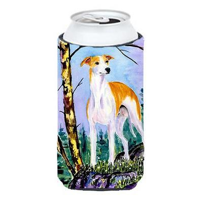Carolines Treasures SS8662TBC Whippet Tall Boy bottle sleeve Hugger