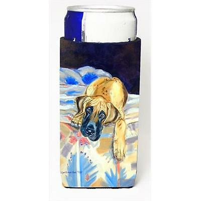 Carolines Treasures Fawn Great Dane Michelob Ultra bottle sleeves For Slim Cans