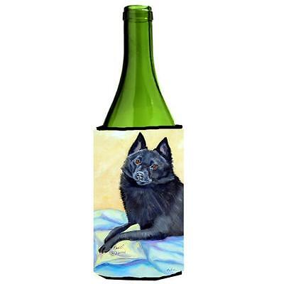 Carolines Treasures Schipperke Sweet Dreams Wine bottle sleeve Hugger 24 oz.