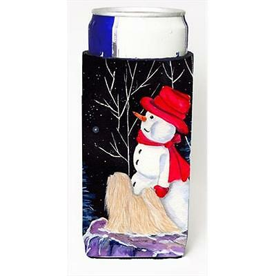Carolines Treasures Lhasa Apso Michelob Ultra bottle sleeves For Slim Cans