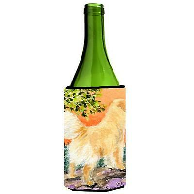 Carolines Treasures SS8851LITERK Golden Retriever Wine bottle sleeve Hugger