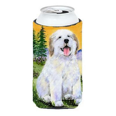 Carolines Treasures Great Pyrenees Tall Boy bottle sleeve Hugger 22 To 24 oz.