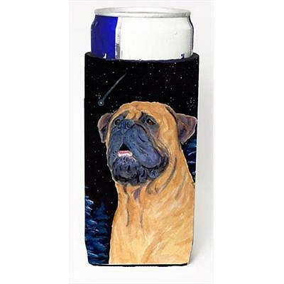 Carolines Treasures Bullmastiff Michelob Ultra bottle sleeves For Slim Cans