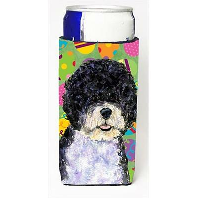 Portuguese Water Dog Easter Eggtravaganza Michelob Ultra bottle sleeves For S...