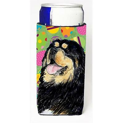 Tibetan Mastiff Easter Eggtravaganza Michelob Ultra bottle sleeves For Slim C...